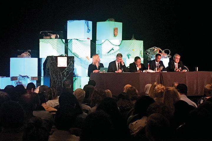 淨塑最前線-慈心基金會參與第六屆國際海洋廢棄物研討會